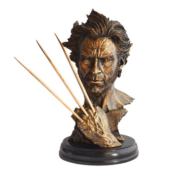 Statuette Décoration Marvel Wolverine 26 cm