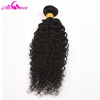 Peruvian Kinky Curly Hair Weave Bundles 10 28 Natural Color 100 Human Hair Extensions Non Remy