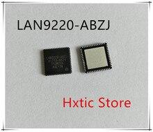 10pcs LAN9220 LAN9220-ABZJ QFN-56 IC