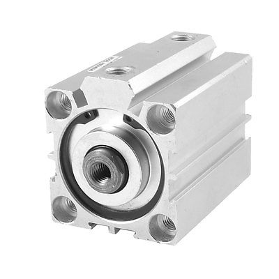Pneumatic Double Action SDA Series 40mmx45mm Thin Type Air Cylinder pneumatic double action sda series 32mmx45mm thin type air cylinder