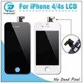 1 pc qualidade feito de oem display lcd de tela para iphone 4s