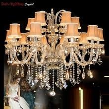 hot deal buy free shipping european-style luxury crystal chandelier penthouse floor villa living room lights chandelier lighting  crystals