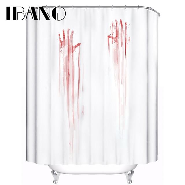 180x180cm Custom Shower Curtain Waterproof Bathroom Fabric Bath ...