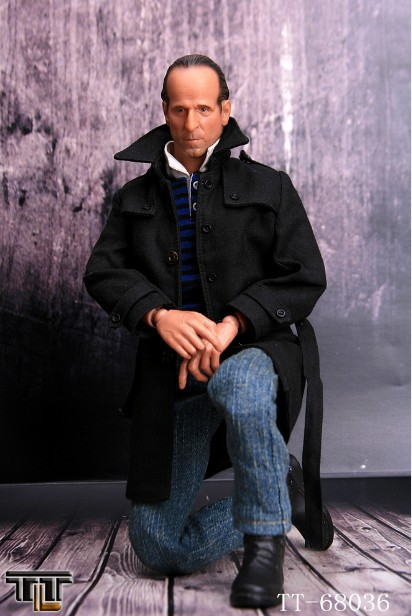 1/6 scale doll model Special offer.12 Action figure.doll Windbreaker suits+ body+head.Collectible Figure model toys gift.NO BOX pcr406 to 92
