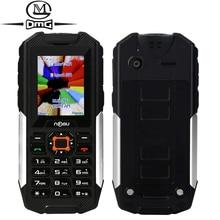 Nomu T10 IP68 Wasserdichte shockproof GSM mobile handy Dual sim 2800 Mah energienbank Led-taschenlampe Telefone