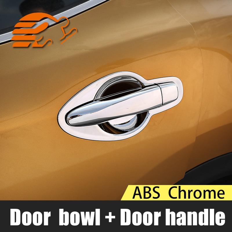 Արտաքին դռների բռնակներ Bowl Cover Trim - Ավտոմեքենայի արտաքին պարագաներ - Լուսանկար 2