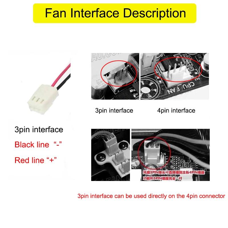 Graphics card dual fan PLA09215B12HH for EVGA GTX1050TI//1070//1080 4pin 0.55A