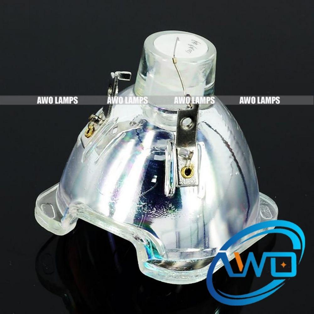 AWO EC.JBM00.001 Compatible Projector Bare Bulb for ACER P7205 Projector compatible projector bare bulb ec j9900 001 for acer h7531d h7530 h7530d h7532bd h7630d p1203 p1206 p1303w