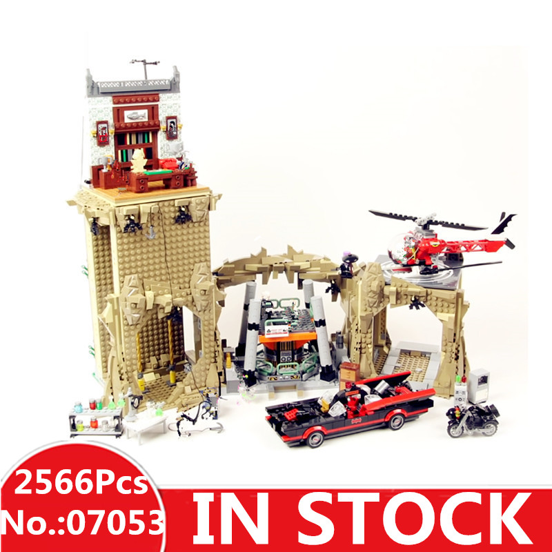 IN STOCK Lepin 07053 2566PCS Genuine Super Heroes MOC Super Escort Set Children Educational Building Blocks Brick Toys Model single sale pirate suit batman bruce wayne classic tv batcave super heroes minifigures model building blocks kids toys gifts
