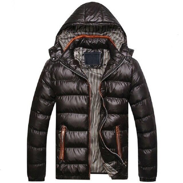 Зимняя Куртка Мужчины Теплое Пальто И Пиджаки зимний Parka куртки plumas омбр Casaco для мужские пальто и куртки Плюс размер XXXL