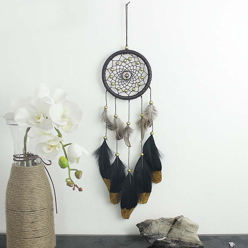 New Fashion Gift India Dreamcatcher Wind Chimes High Quality Pendant Dream Catcher Decoration Ornament Regalo BMW062