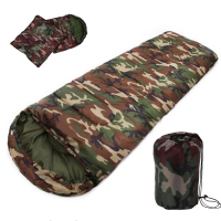 New Sale High Quality Cotton Camping Sleeping Bag 15 5degree Envelope Style Army Or Military Or