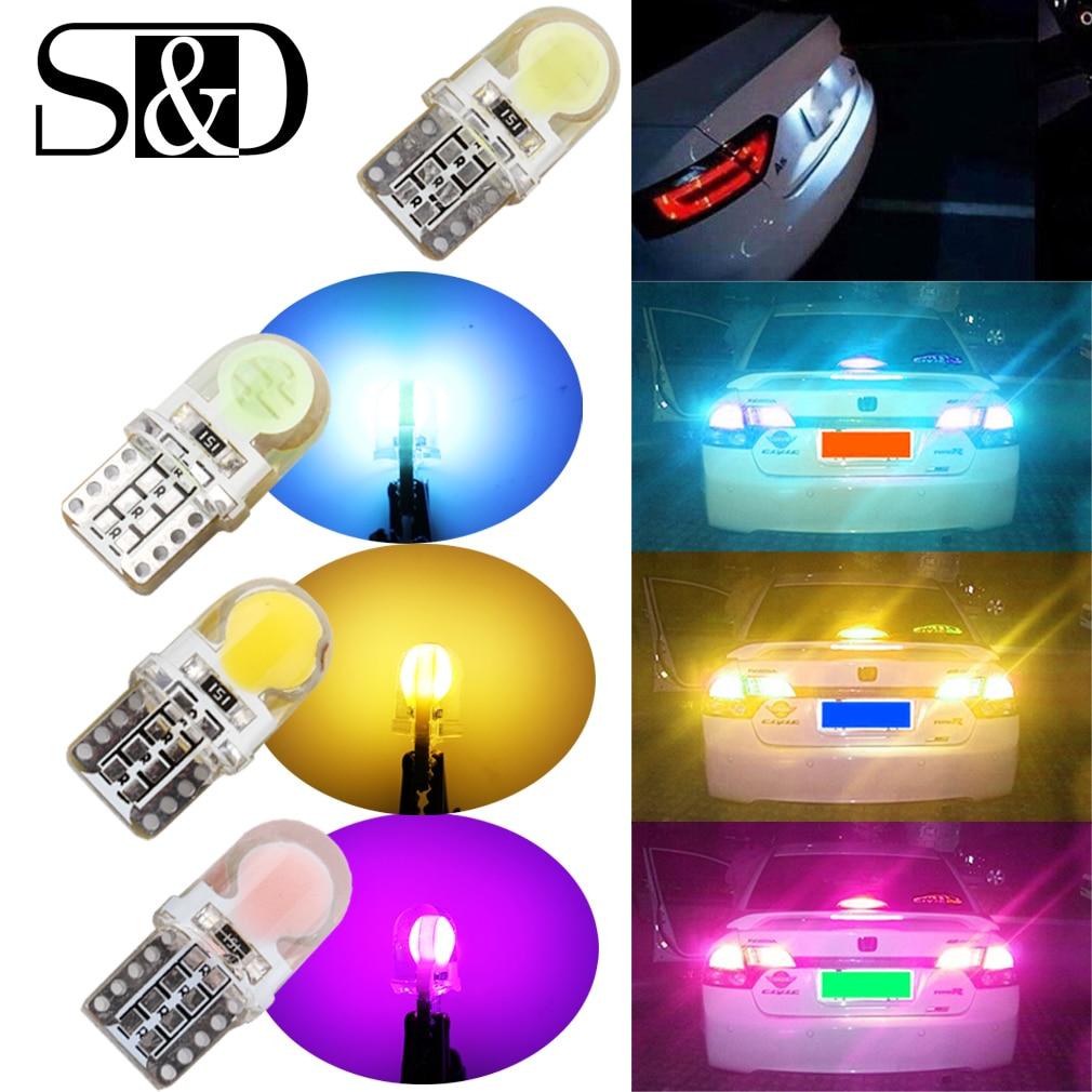 Toyota Corolla E12U 3SMD LED Error Free Canbus Side Light Beam Bulbs Pair