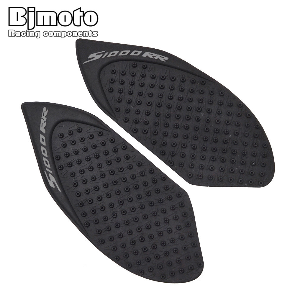 Loyal Tpp01-s1000rr/15-bk Anti Slip Pad Sticker Motorbike Tank Traction Pad Side Knee Grip Protector For Bmw S1000rr 2010-2015 Skilful Manufacture Covers & Ornamental Mouldings Automobiles & Motorcycles