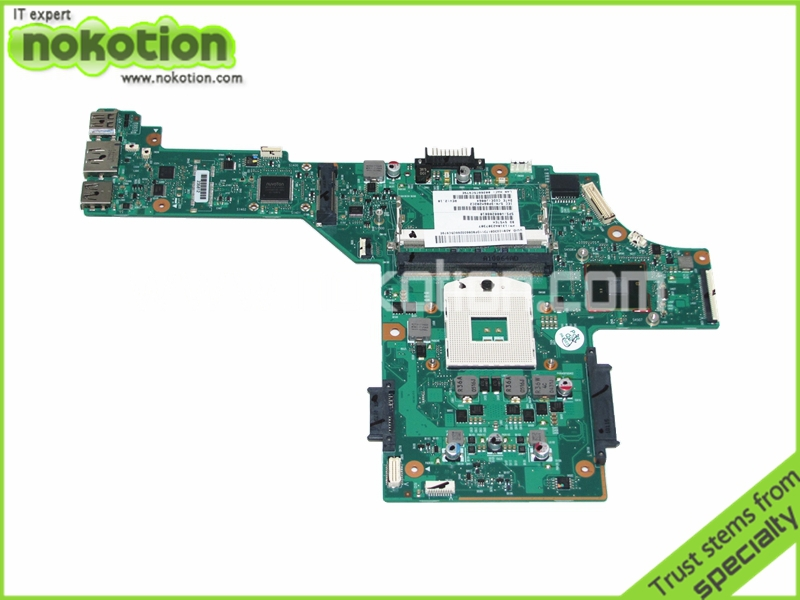 V000208010 PN 1310A2307307 for toshiba E200 laptop font b motherboard b font HM57 GMA HD DDR3