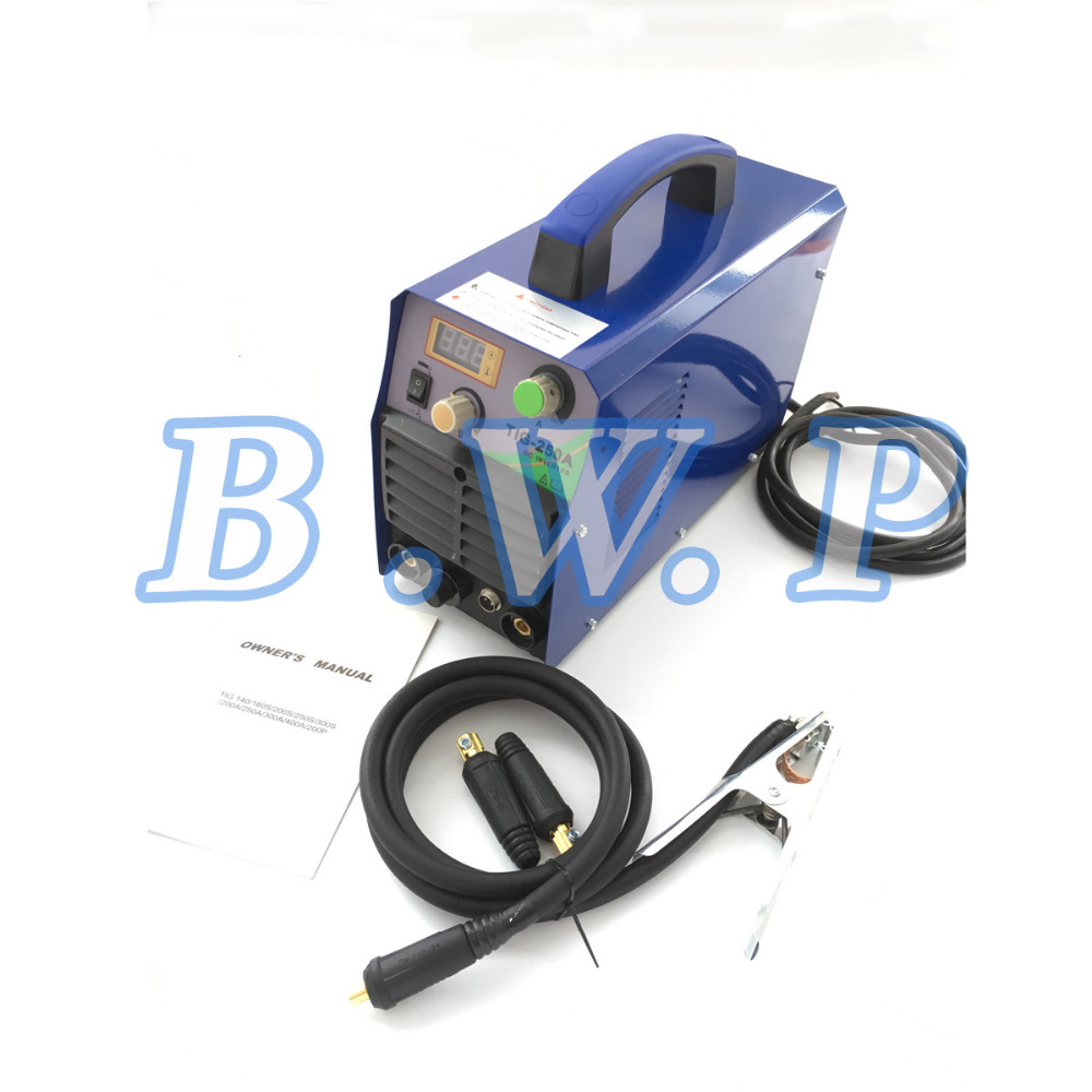 stick tig welder promotion shop for promotional stick tig welder 1phase ac220v tig mma stick dc welding inverter welder machine tig 250a earth clamp 300a euro quick fit connectors