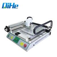 Высокая скорость LED Монтажная машина/высокая эффективность SMD Desktop палочки и место машина светодио дный доставка