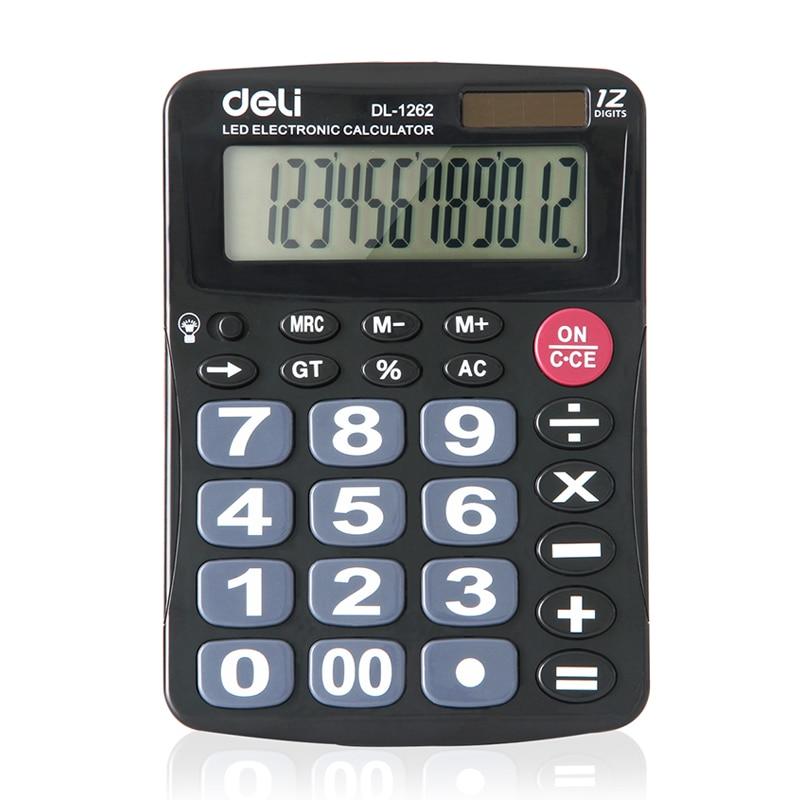 Aliexpress.com : Buy 2018 LED Electronic Calculator Dual