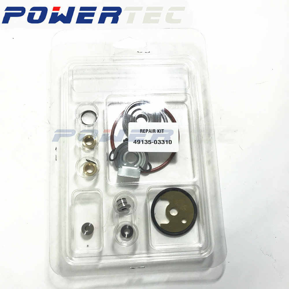 Balanced 49135-03120 turbo charger repair kits 49135-03130 For Mitsubishi PAJERO 1998 4M40 2.8 / 2.4 - TF035HM-12T-4 service kit