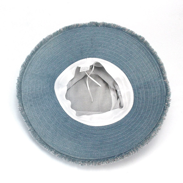 Denim Bucket Hat  3