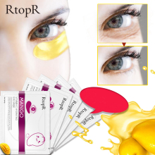 RtopR Mango Vitamin C Hydrating Anti-Aging Eye Mask Skin Serum Gold Ey