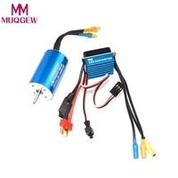 MOTORE CLASSIC BRUSHLESS SENSORLESS 2845 3100KV Sensorless 35A Brushless ESC RC car Motor RC toy parts #20