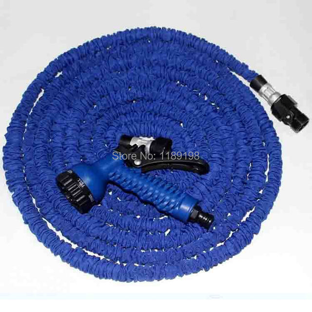 1 pcs Retail 75ft Garden Hose With Expandable Water Hose WATER GARDEN Pipe Blue Water valve+  sc 1 st  AliExpress.com & 1 pcs Retail 75ft Garden Hose With Expandable Water Hose WATER ...