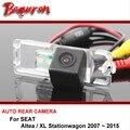 Для SEAT Altea/XL Автофургон 2007 ~ 2015 Автомобилей Парковочная Камера/Камера Заднего вида/HD CCD Ночного Видения Резервного копирования Камера Заднего Вида