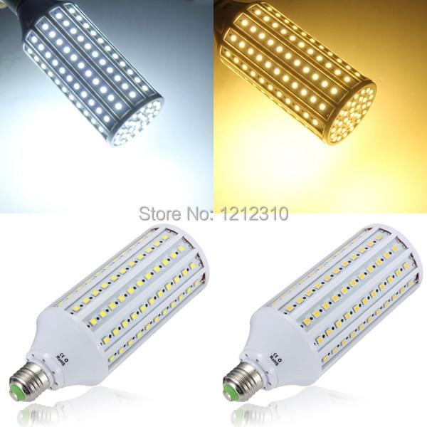 DHL Free ship for LED Corn Bulb 40W led light E40 E27 B22 LED Light Cold White/Warm White LED lighting lamp AC110/220V e27 220v 30w 2800lm 165led 5730sdm white led corn light