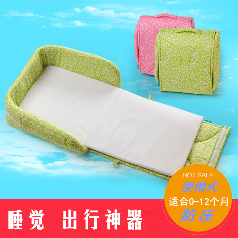 Newborn Baby Crib Portable Bb Crib Crib Bed Foldable Baby Bed Diaper Table Bed In Bed