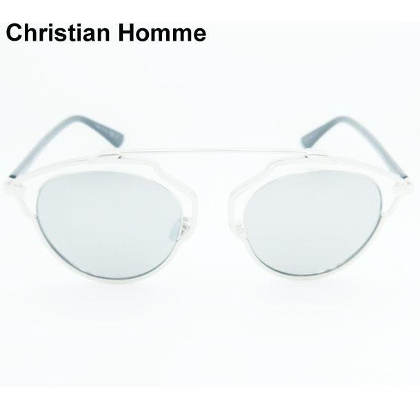 Hot Sunglasses 2017 Christian Homme Brand Sunglasses Women Steampunk Sunglasses Men Oculos De Sol Feminino Polarized Sunglasses