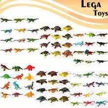 12 sztuk edukacyjne realistyczne figurki gadów zestaw do gry z jaszczurkami dinozaurów krokodyl żółw Perfect Party zabawki modele