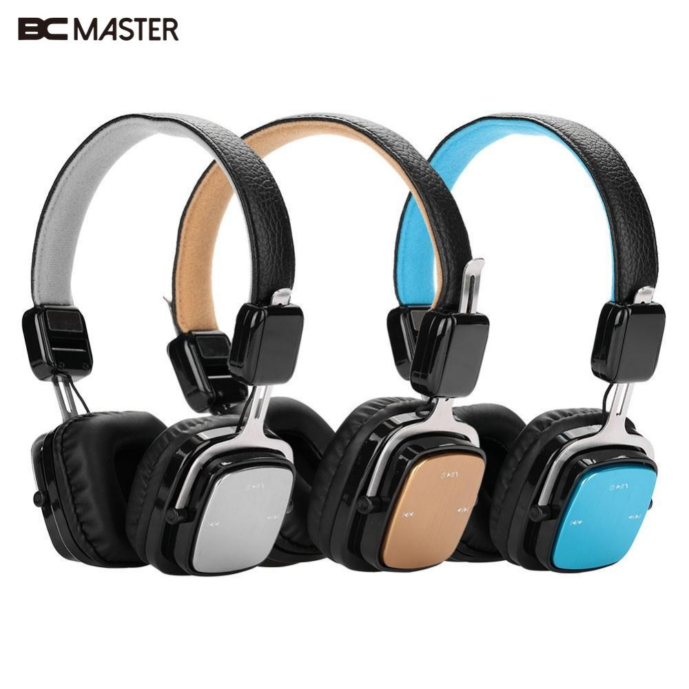 BCMaster ZW13 Wireless Bluetooth 4.2 Headset Sport Outdoor Stereo Call Headphones Earphone zw 689 в москве
