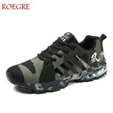 Zapatos informales para hombre 2019, zapatos para caminar para primavera y verano, calzado antideslizante transpirable de camuflaje para hombre, zapatos deportivos femeninos de lujo de calidad ighh