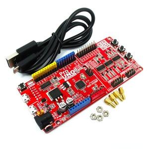 Image 1 - Massduino UNO Pro R3 arduino uno r3 uyumlu DAQ 16bit ADC 16bit DAC dahili 4.096V referans kaynağı V usb mikro USB kablosu