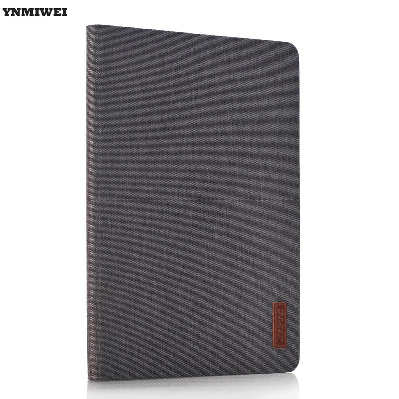 YNMIWEI For iPad Air 2 9.7 inch Stand Case Luxury PU Leather Flip Cover For iPad Air2 iPad6 A1566 A1567 Tablet Protector for apple ipad air 2 pu leather case luxury silk pattern stand smart cover