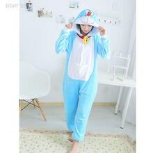 bc45fbe068 Doraemon Pigiami Unisex Tutina Per Adulti Tute monopezzo Del Fumetto Dei  Bambini Degli Indumenti Da Notte di Cosplay Costumi Ani.
