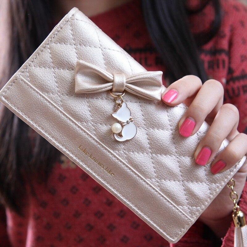 mulheres carteiras e bolsas femininas Interior : Photo Holder, bolsa de Zíper, bolso Interior do Entalhe, coin Pocket, suporte de Cartão
