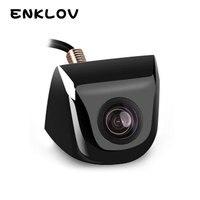 ENKLOV HD 170 Degree Wide Angle Car Rearview Parking Backup Reverse Camera Waterproof Rear View Camera