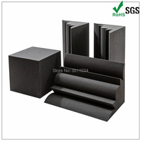 2018 Brand New bass trap and 1pc cube Acoustic foam Bass trap for Corner Wall Soundproof Sponge Sound Absorption Studio Foam