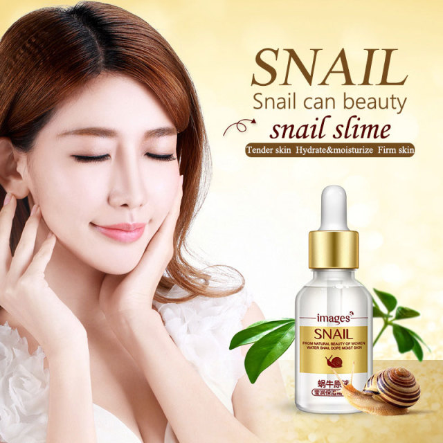 OMY LADY IMAGES face lifting essence skin care anti aging wonder charm ageless liquid anti wrinkle serum youth snail cream gel