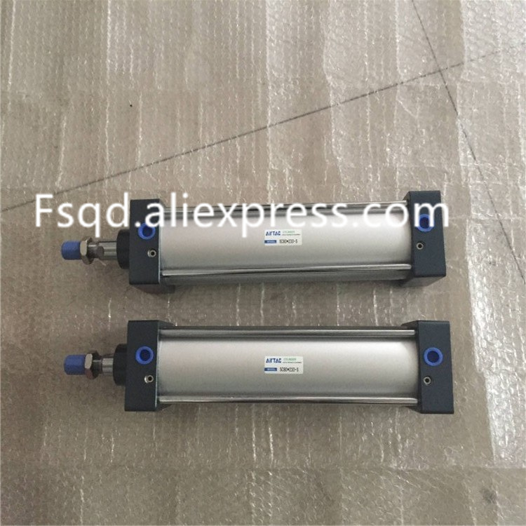SC80*230-S AIRTAC Standard cylinder air cylinder pneumatic component air tools SC series su50 320 s su50 350 s airtac thin three axis cylinder with rod air cylinder pneumatic component air tools