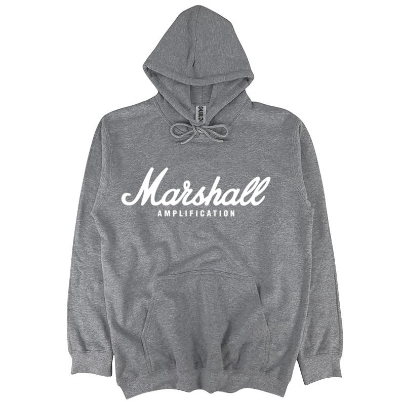 2da10c0d9 MARSHALL Amplication AMP Rock Band Metal Logo Men Black hoodies Printed  custom hoody shubuzhi sweatshirt-in Hoodies & Sweatshirts from Men's  Clothing ...