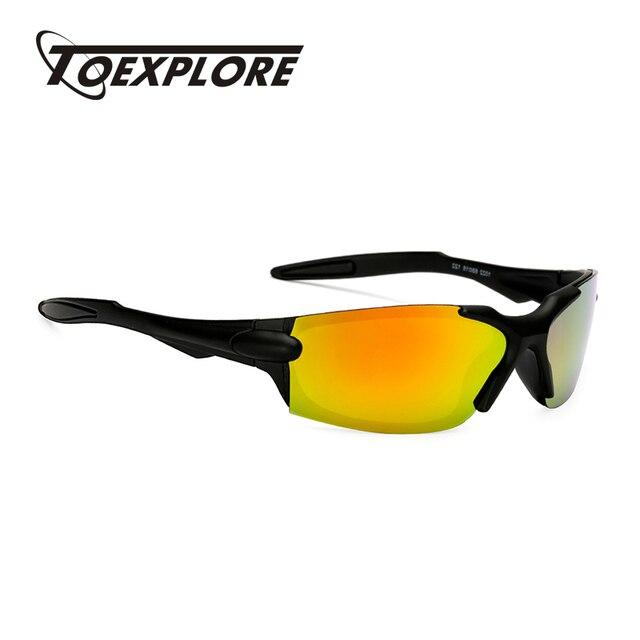 030494f9ed2 TOEXPLORE Polarized Men Anti-Glare Sunglasses Sports Eyewear Driving Sun glasses  Mirror Goggles Luxury New