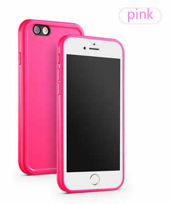 ป้องกันกระเป๋ากันน้ำสำหรับ iphone 6s 7 8 Plus case ว่ายน้ำดำน้ำสำหรับ iphone xs max XR กันน้ำกรณี