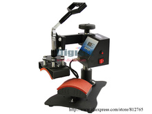 Free shipping heat press machine for cap heat press