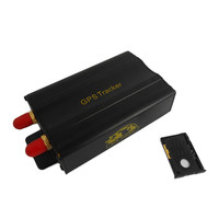 Hot Brand TK103A Vehicle Car GPS SMS GPRS Tracker Real Time Tracking Device Syatem