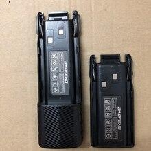 UV 82 портативная рация Батарея 2800 мА/ч, 3800 мА/ч, Напряжение 7,4 V литий ионная аккумуляторная батарея для Baofeng UV 82 двухстороннее радио батарея UV82 Ham радио