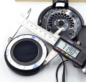 Image 4 - Новинка, подставка для наушников Defean, планшетофон для Sony, модель XB450AP XB650BT, наушники 72 мм