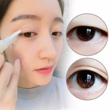 Waterproof Clear False Eyelash Glue Adhesive Double Eyelid Tape Cream Glue Eye Makeup